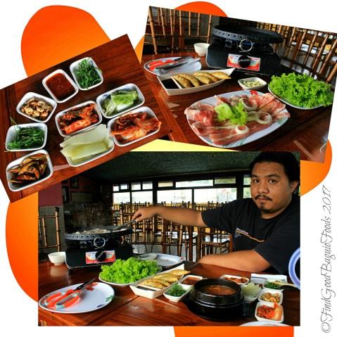 samgyeopsal and other Korean top picks at Baguio New Nashville Korean Restaurant 2017