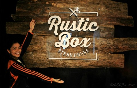 Baguio Rustic Box Steak and Wine House 2017