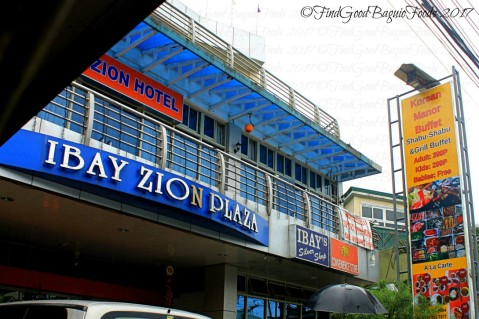 Baguio Korean Manor Buffet at Ibay Zion Plaza Hotel Mines View 2017