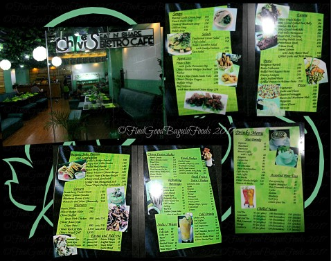 Baguio Chives Bistro Cafe - Eat 'n Share 2017