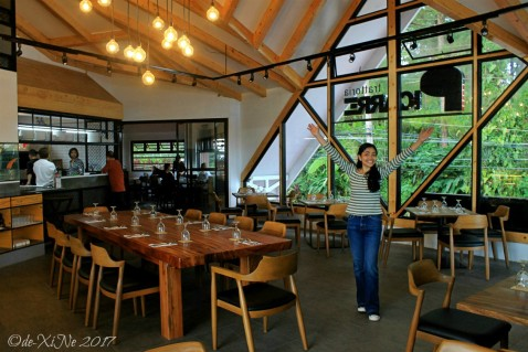 Baguio Trattoria Picarre main dining area 2017