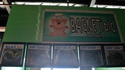 Baguio Bagnetipid by Chef Temyong menu 2017