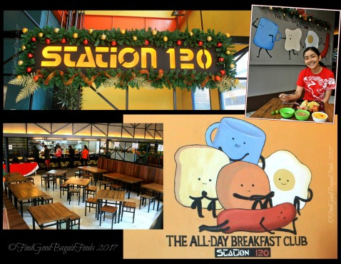Baguio Station 120 All Day Breakfast Buffet - Bonifacio branch dining area