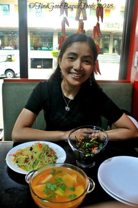 Baguio Zhong Guo Si Chuan Restaurant X and starters 2018