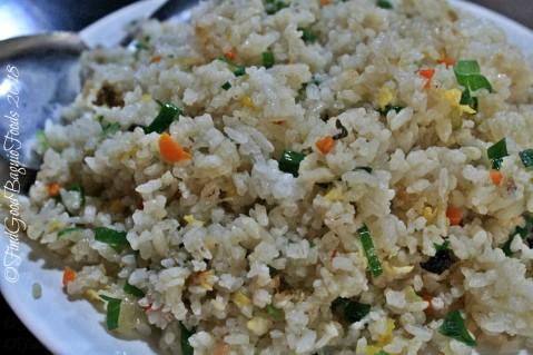 Baguio Zhong Guo Si Chuan Restaurant yangzhou fried rice 2018