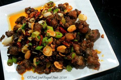 Baguio Zhong Guo Si Chuan Restaurant sichuan chicken 2018