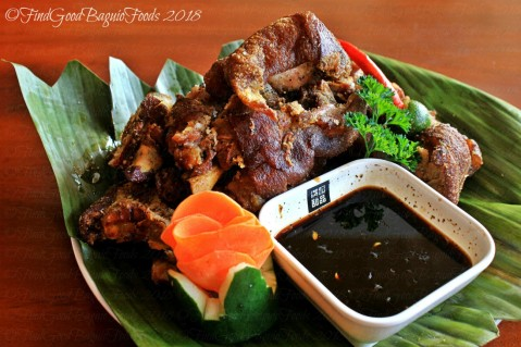 Baguio What's Up Duck Cafe & Resto crispy pata 2018