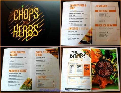 Baguio Chops and Herbs by Rumah Sate menu 2018