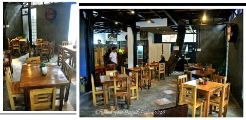 Baguio Chops and Herbs by Rumah Sate dining area 2018
