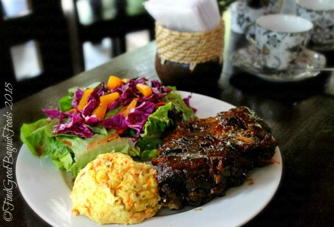 Baguio Chops and Herbs by Rumah Sate baby back ribs 2018