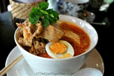 Baguio Rumah Sate Indonesian-Malaysian Cuisine beef laksa 2018