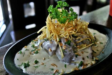 Baguio Chops and Herbs by Rumah Sate garlic beef shanks 2018