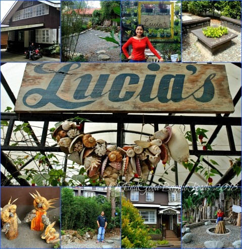 Baguio Lucia's Bed and Breakfast 2018