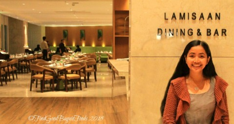 Baguio Lamisaan Dining and Bar at The Holiday Inn 2018