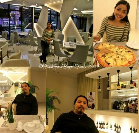Baguio Aura 1 Hotel inhouse restaurant 2018