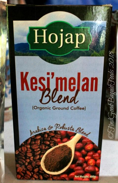 Ifugao Hojap Kesi'melan Blend coffee 2018