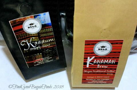 Ifugao Kels Kofi coffee 2018