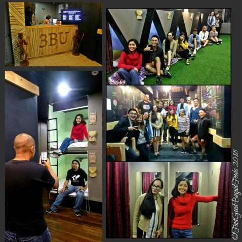 Baguio 3BU Hostel 2018