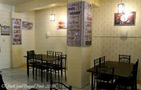 Baguio Elshabab Restaurant (Araby Restaurant) dining area 2018