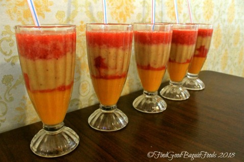 Baguio Elshabab Restaurant (Araby Restaurant) cocktail shake special 2018