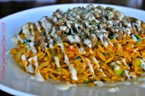 La Trinidad metro Baguio Mountain Chef International Cuisine and Cake House shawarma rice with basmati rice 2018