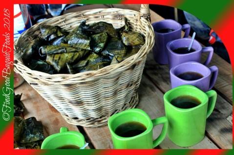 Baguio Dalikan Taste Asia Food Terminal 2018 patupat and coffee