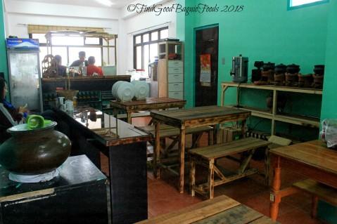 inside Baguio Dalikan Taste Asia Food Terminal 2018