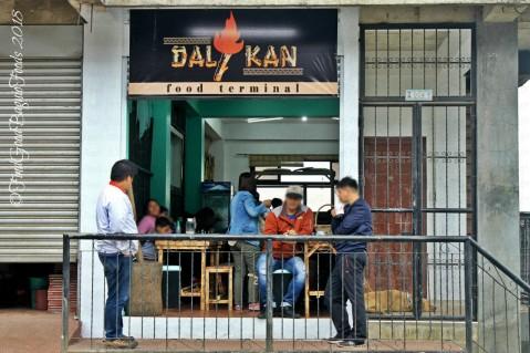 Baguio Dalikan Taste Asia Food Terminal facade 2018