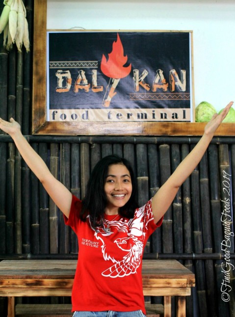 Baguio Dalikan Taste Asia Food Terminal 2019