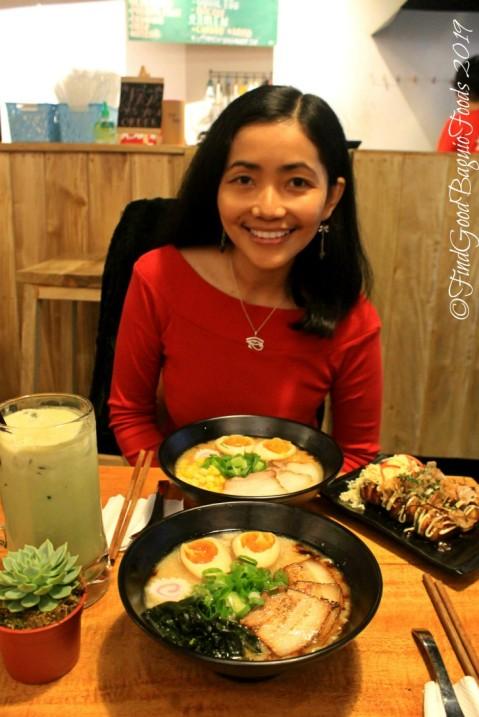 Baguio Homie's Milk Tea and Takoyaki 2019
