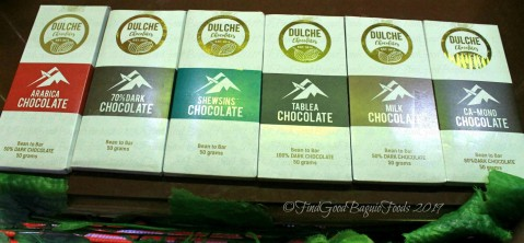 Baguio Dulche Chocolates Bean to Bar 2019