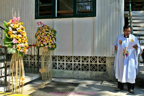 Blessing of Baguio Craft 1945 - Casa Marcos 2019