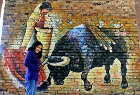 Baguio Craft 1945 - Casa Marcos mural 2019