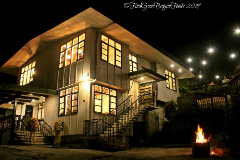 Baguio Craft 1945 - Casa Marcos by night 2019