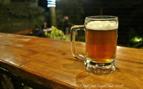 Baguio Craft 1945 - Casa Marcos Old Xavier beer 2019