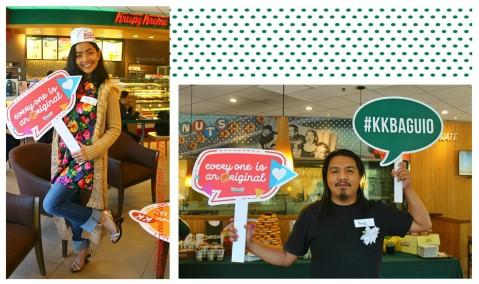 Baguio Krispy Kreme Every One is an Original 2019