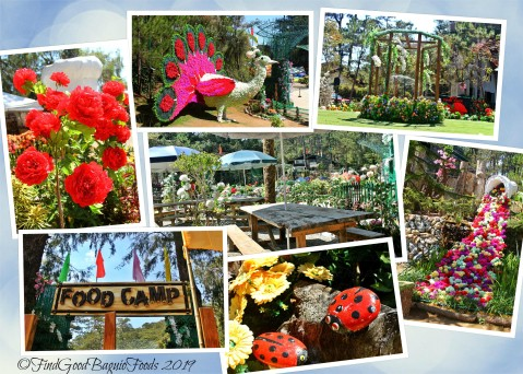 sights Baguio Country Club BCC Food Camp 2019