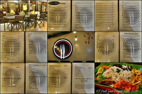 Baguio Fork n' Dagger Restaurant menu 2019