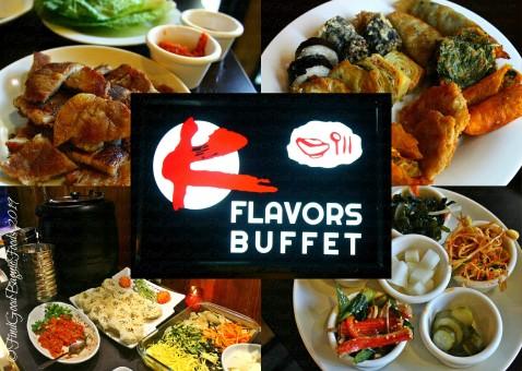 Baguio Koresto K Flavors Buffet 2019