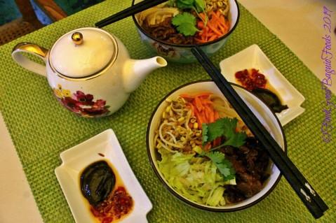 Baguio Bay Leaf Restaurant by Cris d Cuisine Vietnamese pho noodle soup