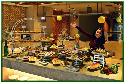 Baguio Lamisaan Dining and Bar at the Holiday Inn Caffeinated Afternoons merienda buffet