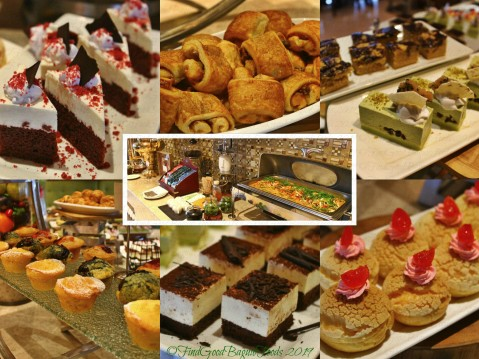 Baguio Lamisaan Dining and Bar at the Holiday Inn Caffeinated Afternoons pancit, cakes and pastries