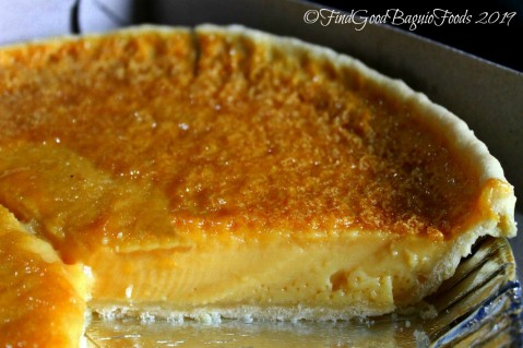 metro Baguio Hensel-ann's D' Original 2019 egg pie