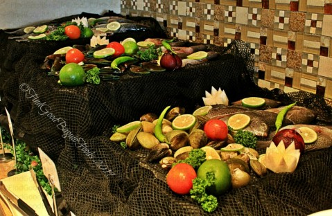Baguio Lamisaan Dining & Bar at Holiday Inn 2019 fresh seafood for cooking made to order