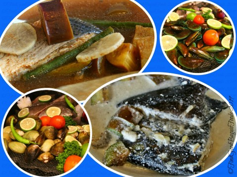 Baguio Lamisaan Dining & Bar at Holiday Inn 2019 made to order sinigang and malaga sa gata