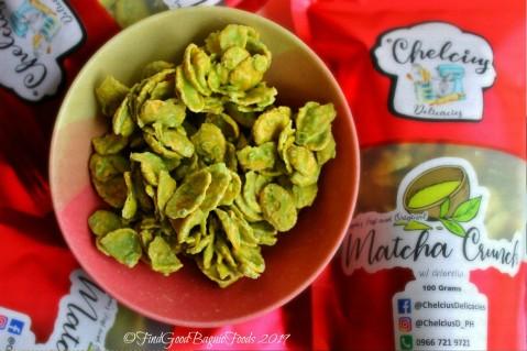 Baguio Chelcius Delicacies 2019