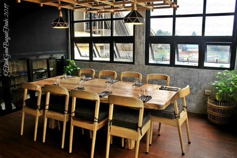 Baguio Bistro Lokal by Chef Miko Dy 2019