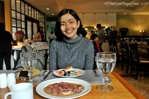 Baguio Mario's Restaurant 2019