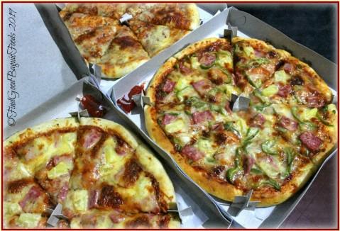 Baguio Mina's Pizza 2019