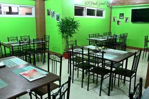 Baguio Pho Ha Noi Vietnamese Restaurant 2019 dining area